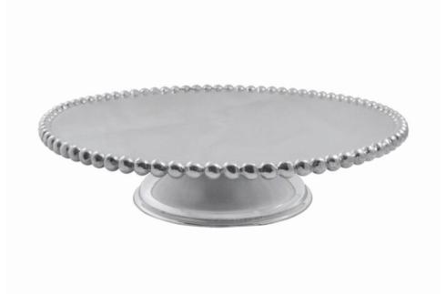 $148.00 Mariposa Pearled Cake Stand