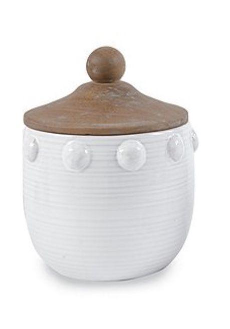 $64.00 Raised dot canister- large
