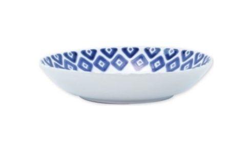 $54.00 Santorini Diamond Medium Serving Bowl