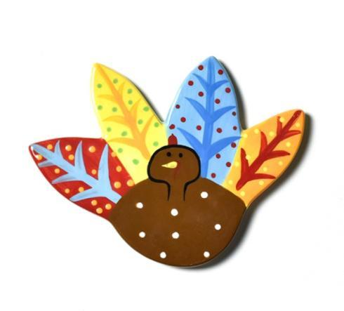 $17.00 Happy Everything mini attachment Thanksgiving Turkey