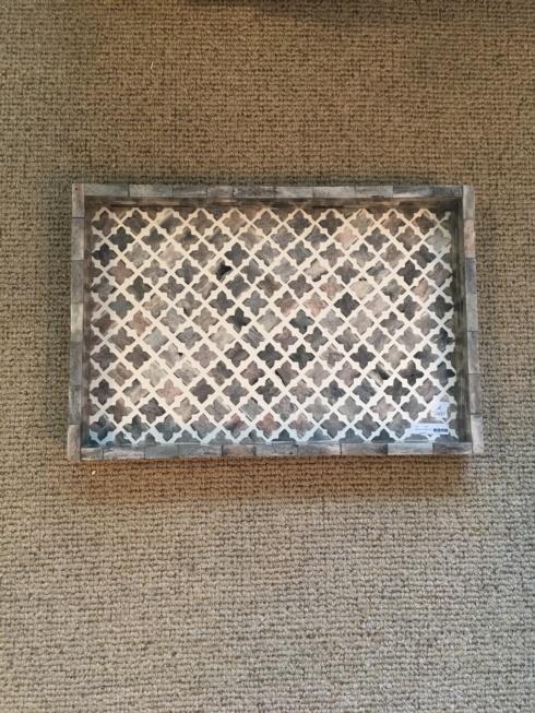 $275.00 Mosaic Tray