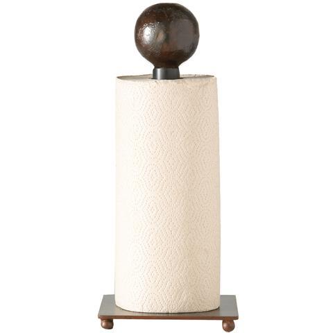 $245.00 Iron Paper Towel Holder