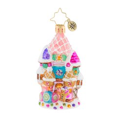 $30.00 Candy Castle Christmas Gem