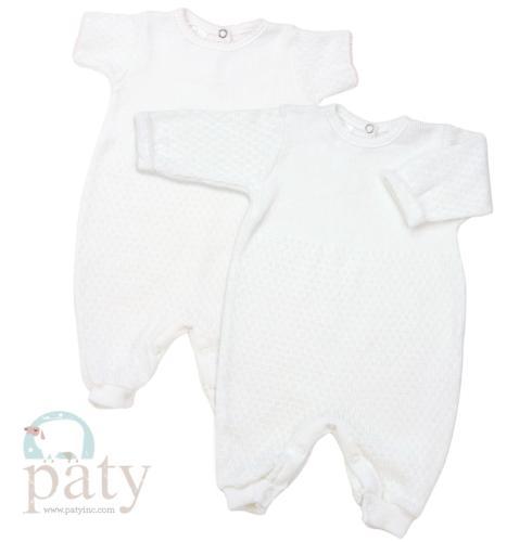Paty   Short Sleeve Romper  $36.00