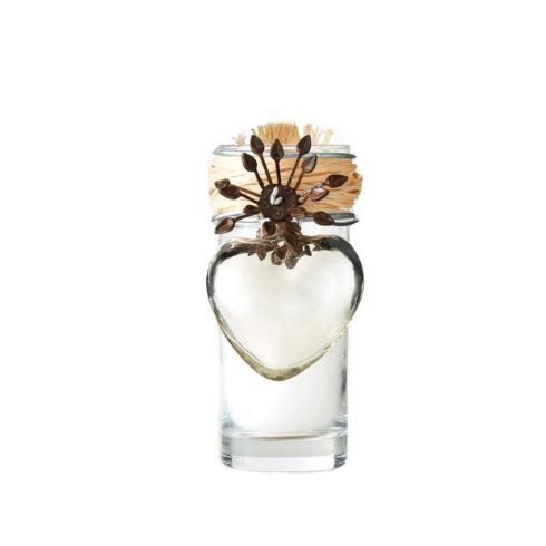 $70.00 Adelita Corazon Vela - Platinum Heart