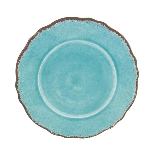 Melamine Antiqua Turquoise Oval Platter  collection with 1 products