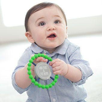 Cole & Co's Exclusives   Bella Tunno - Happy Teether $12.00