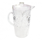 Clear Fleur Pitcher collection with 1 products