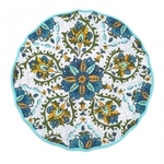 Allegra Turq Salad Plate collection with 1 products