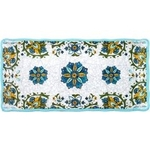 Allegra Turq Bagette Tray collection with 1 products