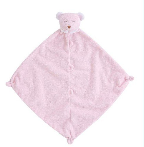 Cole & Co's Exclusives   Angel Dear Blankie - Pink Bear $16.00