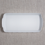 $158.00 Weave Hostess Platter With Monogram