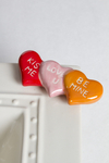Nora Fleming   Conversation Hearts $13.00
