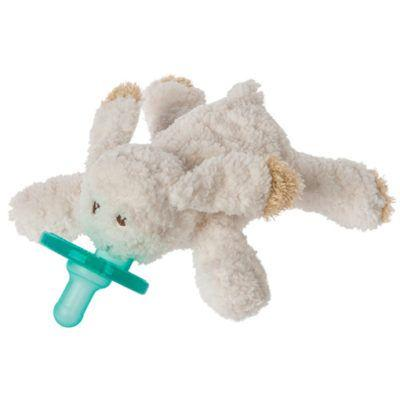 Oatmeal Bunny Wubbanub collection with 1 products