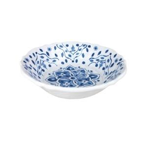 $18.00 Moroccan Blue Cereal Bowl