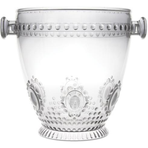 $59.00 Elegance Acrylic Champagne Bucket - Clear