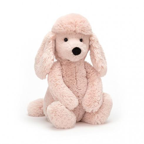 $25.00 Bashful Medium Blush Poodle