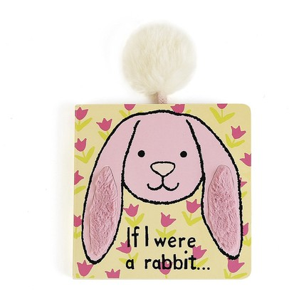 Jellycat   If I Were a Rabbit $14.00
