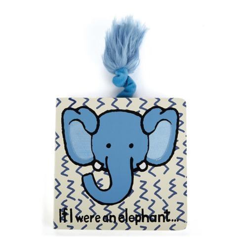 Jellycat   If I Were An Elephant Board Book $14.00