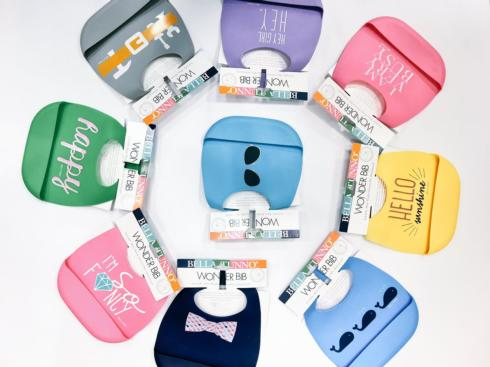 Bella Tunno - Wonder Bib collection with 1 products