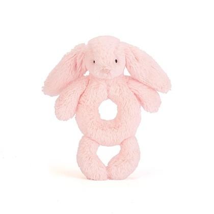 Jellycat   Bashful Pink Bunny Grabber $14.00