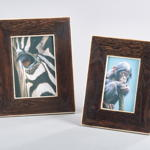 Saro Designs   Wooden & Bone Frame 4x6 $31.00