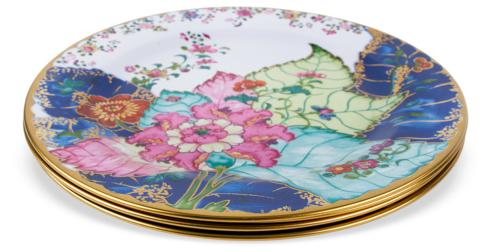 Cole & Co's Exclusives   Tobacco Leaf Tin Plates $15.00