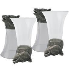 Cole & Co's Exclusives   Vagabond House Bear Stirrup Cup $64.00