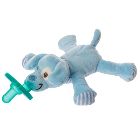 Mary Meyer   Blue Puppy Wubbanub $22.00