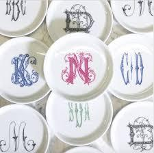 Coaster w/ Monogram collection with 1 products