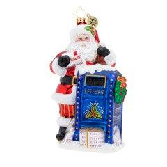 Santa Claus collection with 42 products