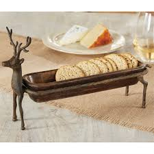$42.00 Deer Cracker Dish