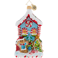 Christopher Radko   Candy Cane Cottage  $60.00