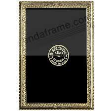 Elias Artmetal   Beaded Acanthus 5x7 $145.00