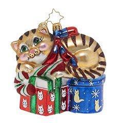 $56.00 Dreaming of Christmas, Kitten!