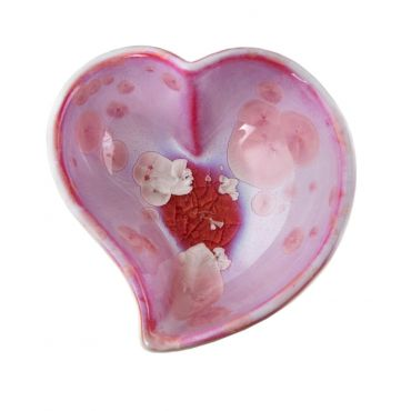 Crystalline Twist Heart Bowl  collection with 1 products