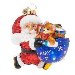 $60.00 Hurry Santa! It\'s Baby\'s First Christmas!