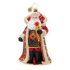 $66.00 Illustrious Santa