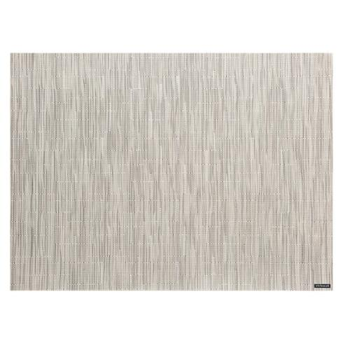 Chilewich   Bamboo Chalk Rectangle Placemat (14' x 19') $18.00