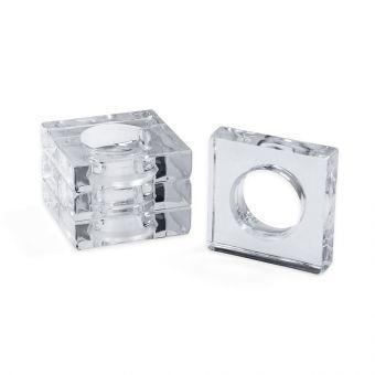 $18.00 Ttop Acrylic Napkin Rings