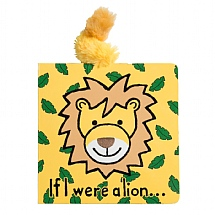 Jellycat   If I Were a Lion Book $14.00