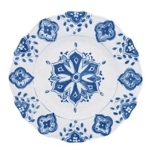 Morrocan Blue Dinner Plate collection with 1 products