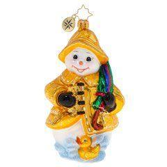 $60.00 Rain Or Shine Snowman