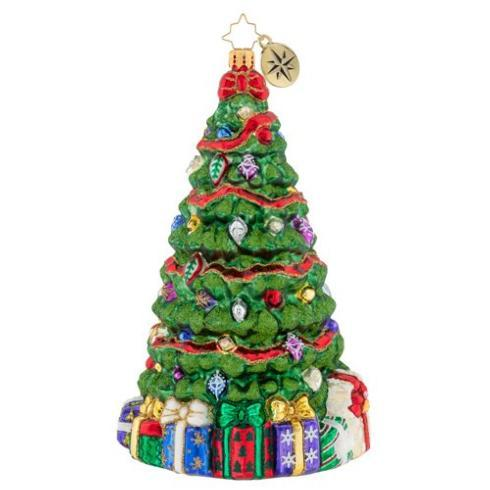 $80.00 Ribbon Wrapped Cypress Tree!