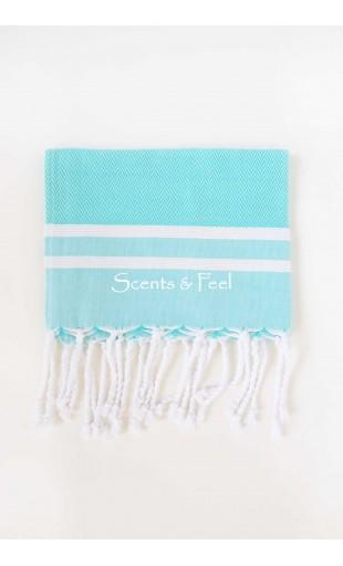 Scents and Feel   Guest Towel Herringbone $20.00