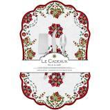 Allegra Red Cheeseboard collection with 1 products