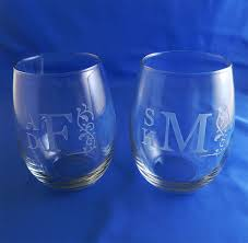Personalized Gift Expressions   Stemless Wine 15 oz. $9.00