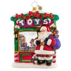 $86.00 Tip-Top Toy Shop