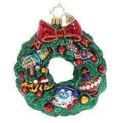 A Treasure-Filled Wreath