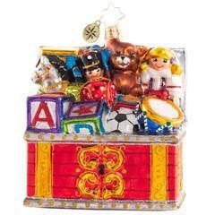 $66.00 Treasure Trove Toy Chest